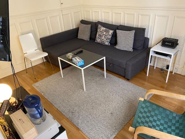 2 bedroom apartment in the 6th near LE BON MARCHÉ