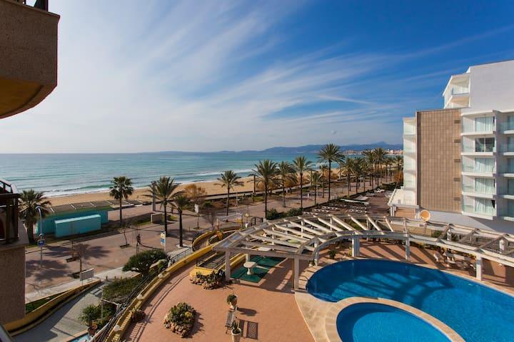Playa de Palma apartamento con vistas - Palma