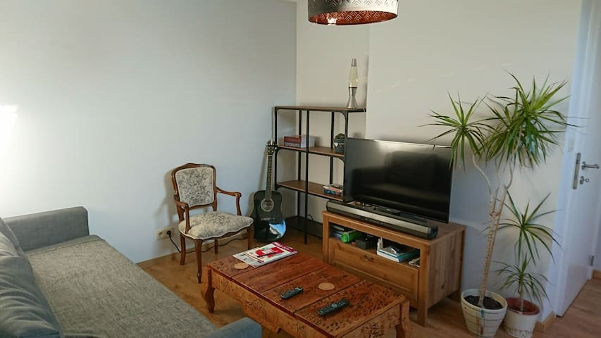 Bright and spacious room in a nice neighbourhood - Brussel - Huis