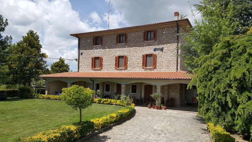 Villa relax, il tuo posto in Molise