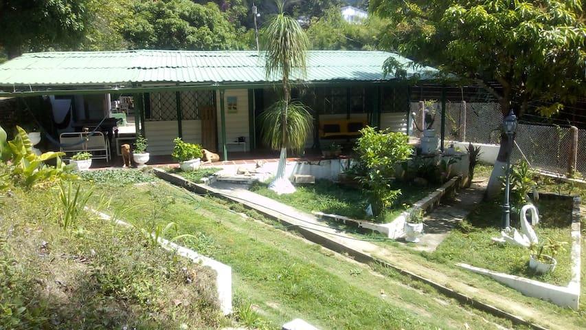 Hermosa casa en Minca