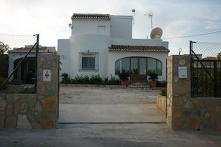 Chalet el Horreo a 500 m Granadella - Xabia