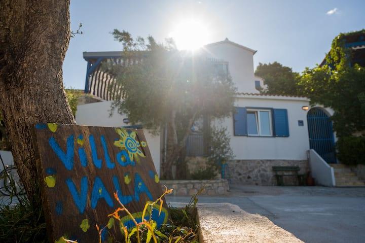 Villa VALA Apartments HOUSE (8 - max 13 people)
