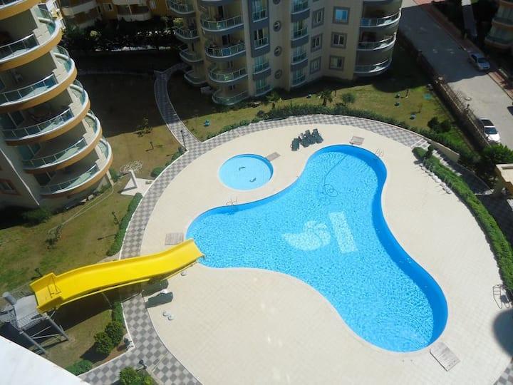 Pamfilya residence 2+1 - отличный выбор для отдыха