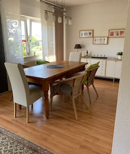 Quite charming and friendly apartment