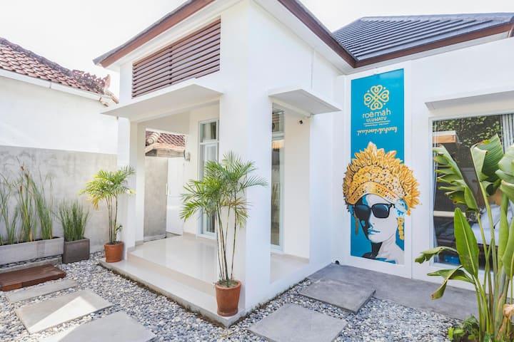 Brand New Roemah Uluwatu 2 bedrooms Villa