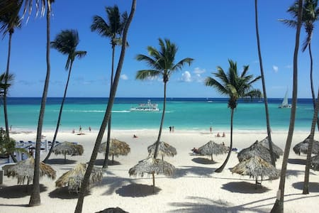Your tropical beach vacation! C102 Florisel - Bávaro - Departamento