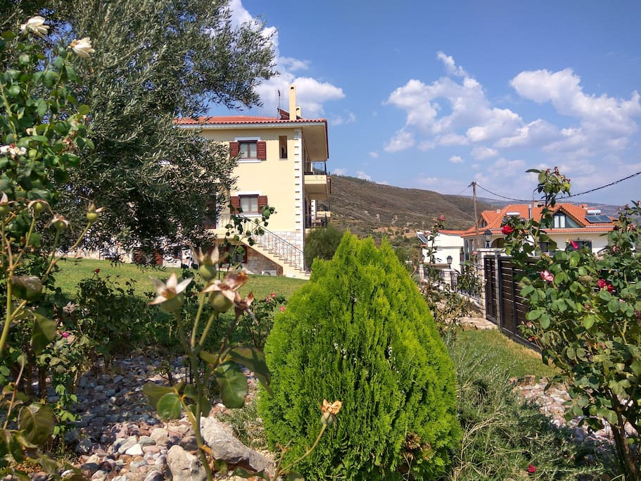One Bedroom Apartment Near Nafpaktos Apartments For Rent