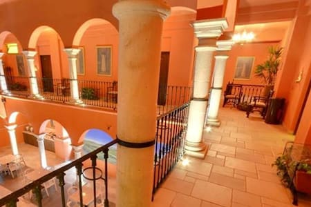 CASONA OAXACA. In the heart of the DOWNTOWN - Oaxaca - Guesthouse
