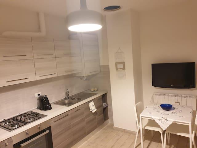 Appartamento con vista Tramonto
