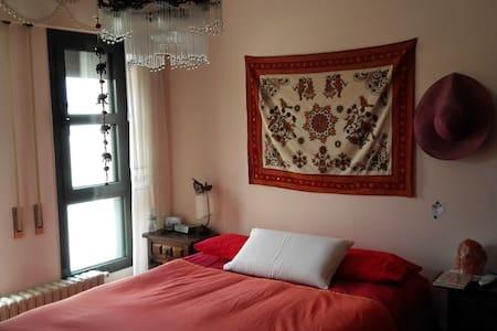 Piso 3 habitaciones, baño privado - Torrelavega