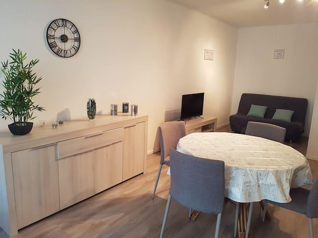 Agréable appartement de 45 m2 sur Gruissan Port