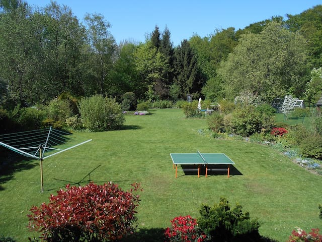 Room in Natural Park but still close to Cologne - Rösrath - Flat