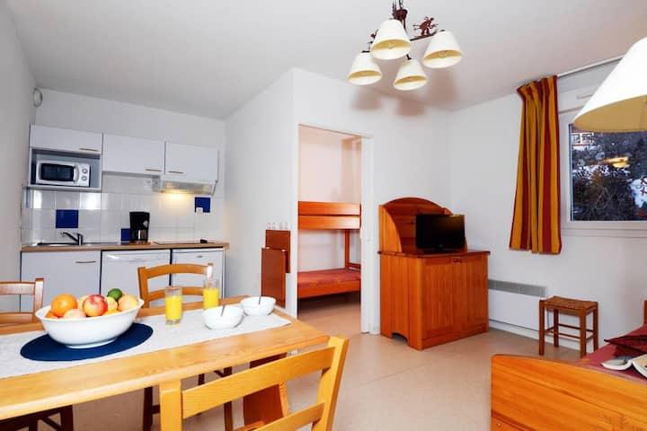 appartement  T2 5/6 pers. Résidence MILLE SOLEILS