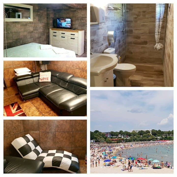 Beach Apartment Mangalia