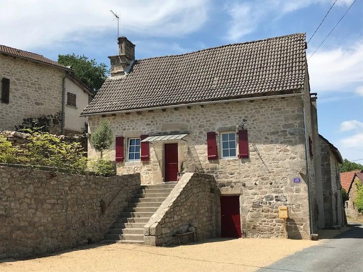 Chez Jeanne, een gerestaureerde boerderij uit 1618