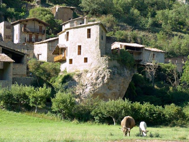 Casa rural cerca del  Parque natural del Cadí - L'Alt Urgell - Villa