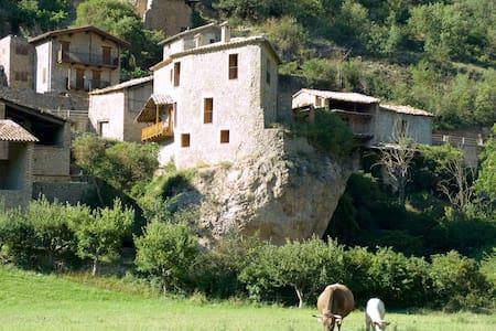 Casa rural cerca del  Parque natural del Cadí - L'Alt Urgell - 別荘