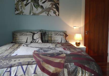 Ground Floor King Size Bedroom with En-suite - Annalong