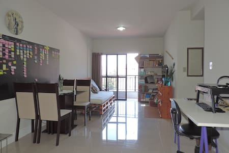 Great room in Lapa (tourism, work, carnival)