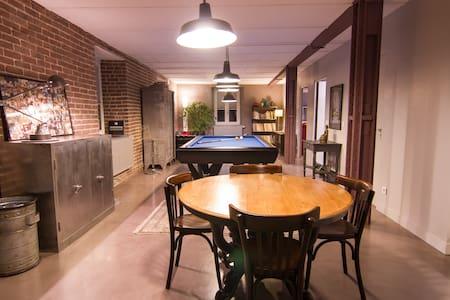 Appartement de style industriel avec parking - 斯特拉斯堡 - 公寓