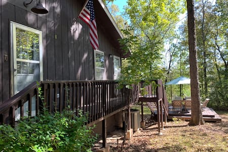 Grizzly Hill Cabin - Lake Sequoyah View