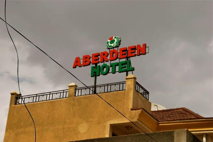 Aberdeen Hotel Addis