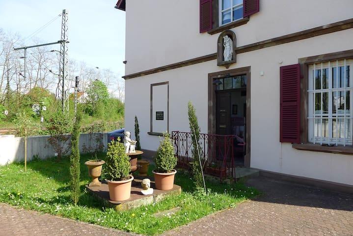 Apartment at St James Trail / Saarland Thermal Spa