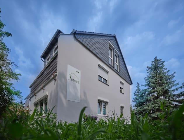 Haus der Elemente - Apartment Wasser