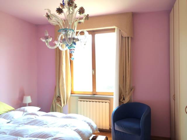 Camera con vista sui colli aretini - Arezzo  - Rumah