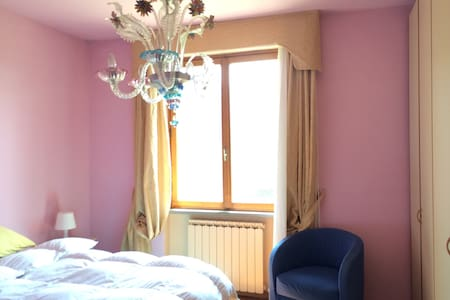 Camera con vista sui colli aretini - Arezzo  - Дом