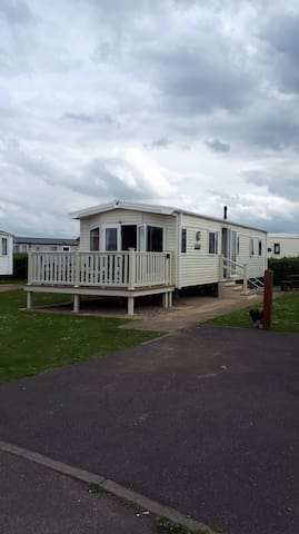 Primrose Valley, Filey - Bay View (Prestige Van)