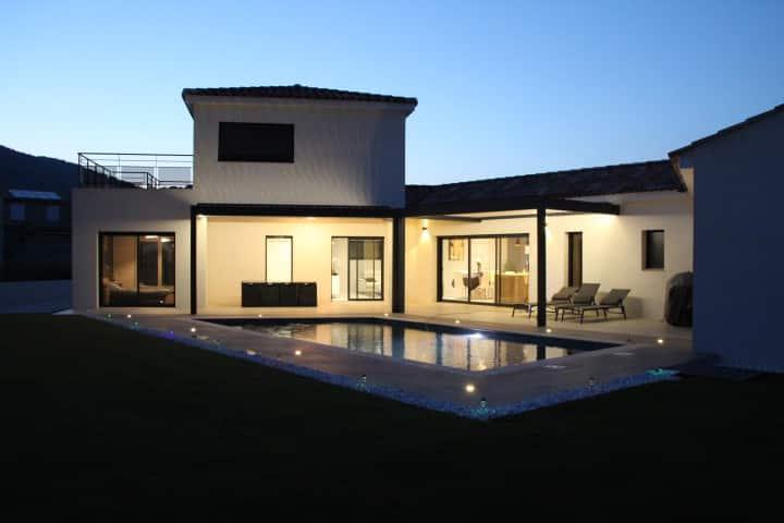 La villa JADEM