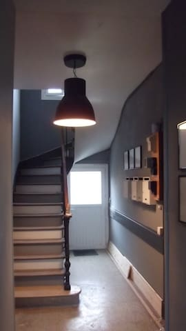 Appartement Cosy tout confort centre de Soissons - Soissons - Apartment