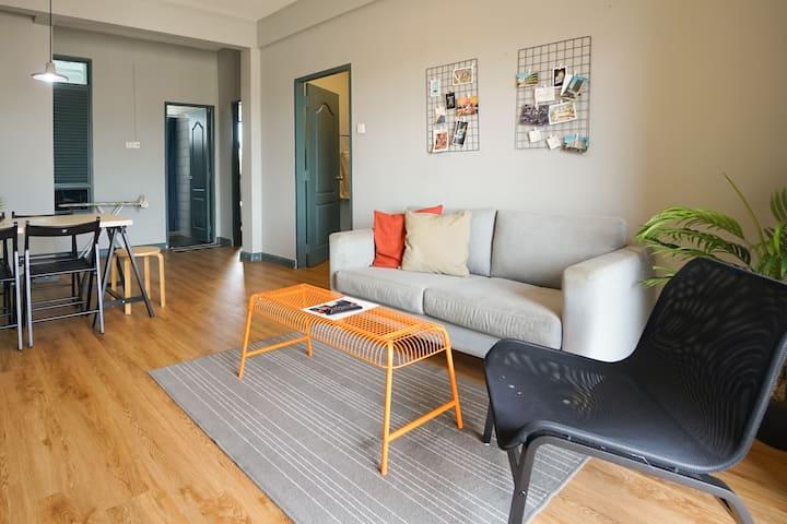 Low Density Apartment 2 bedrooms in Kota Kinabalu