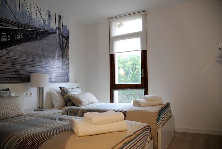 Maravilloso apartamento, playa a 5 min., Wifi - Cambrils - Leilighet