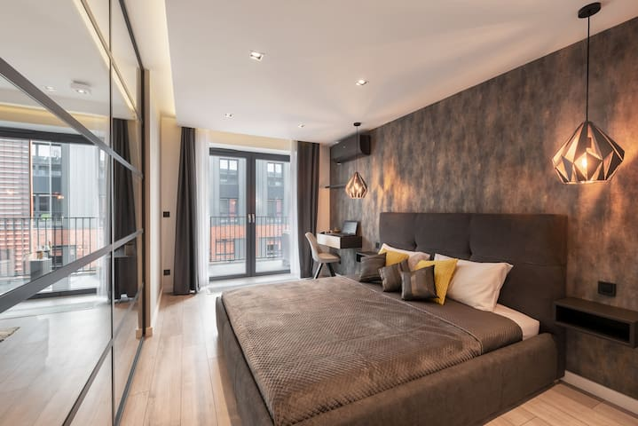 Deluxe Apartment Big Terrace in Kazimierz, Krakow