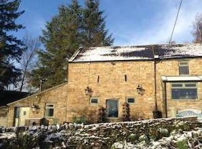 ROMANTIC FARM COTTAGE WITH STUNNING VIEWS - Sinderhope