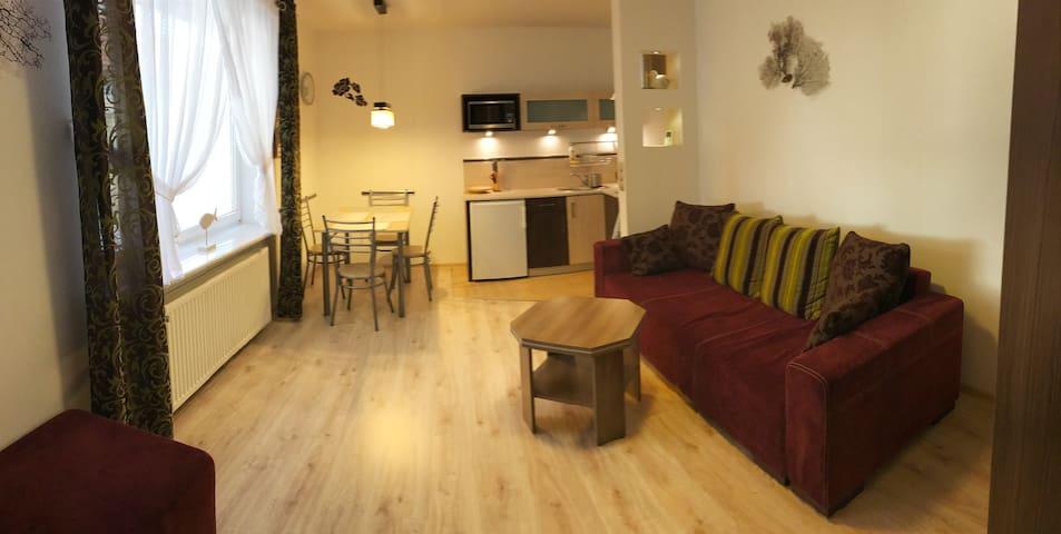 Apartament Lucyna - Kolobrzeg - Huoneisto