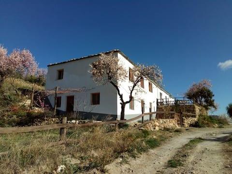 Historyczne Cortijo de la Alpujarra 2