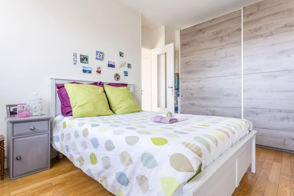joli t2 tout neuf proche centre calme et clair appartements louer grenoble auvergne. Black Bedroom Furniture Sets. Home Design Ideas