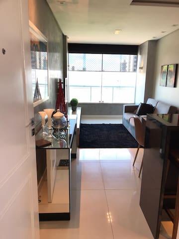 Apartamento de Luxo - 2/4 - 2wc - Natal/RN