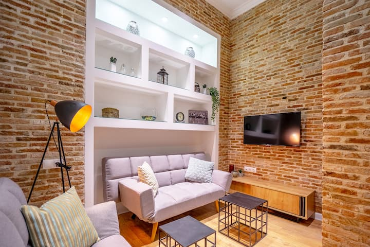 Stylish TwoRoom Apartment in the City Center