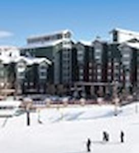 Marriott 1Bdrm Villa-Sundance 2016 - Park City