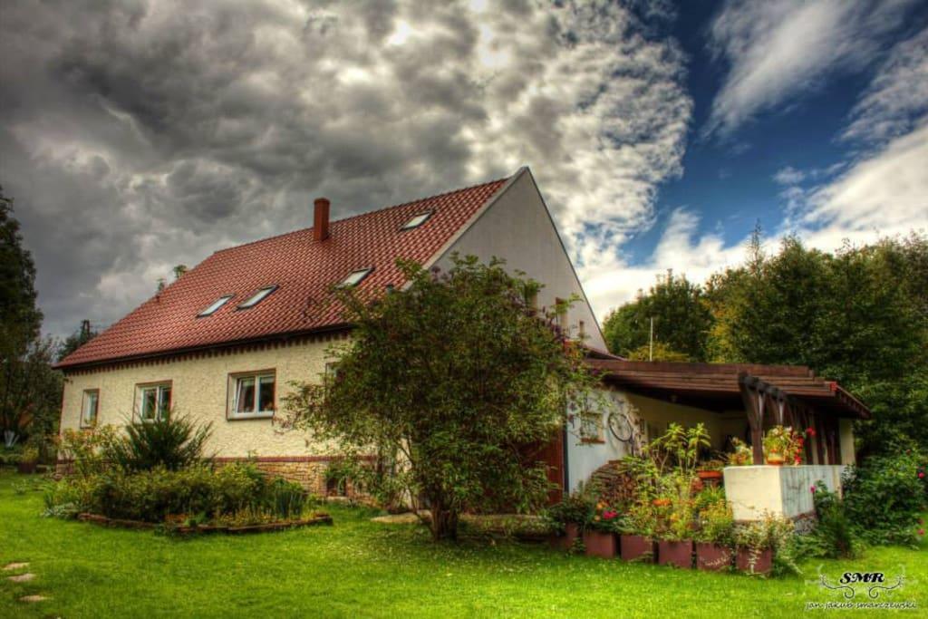 Dom Gościnny Say Błotnica