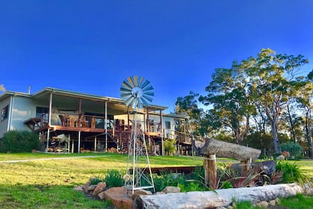 Large group & family farmstay 2 hrs from Brisbane