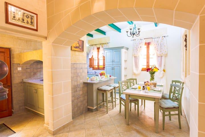 MalteseExperience|♥OF MELLIEĦA| near Gozo&Comino