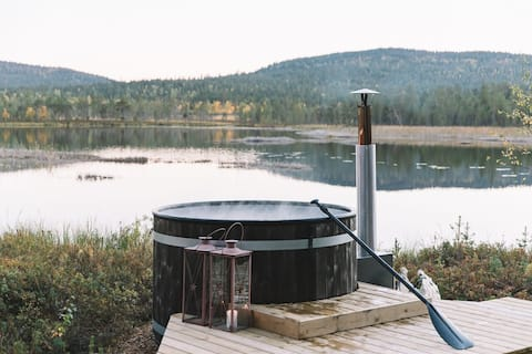 Lovers Lake Retreat - Lempilampi