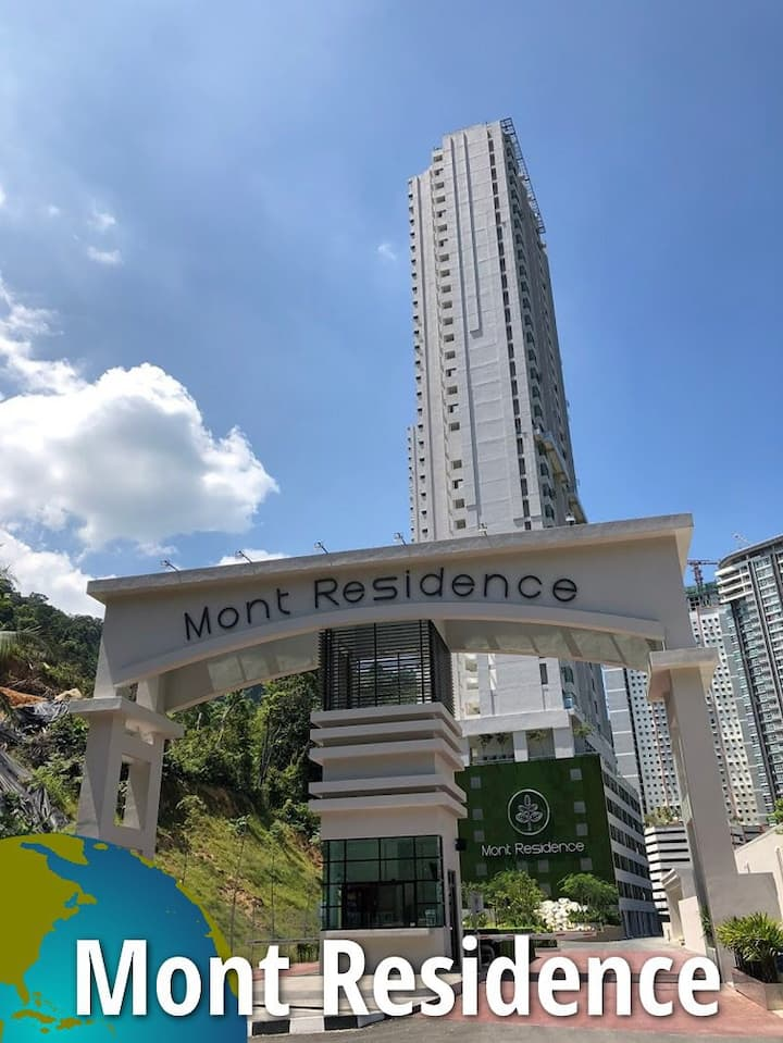 Mont Residence room for renting