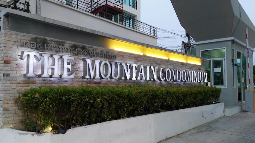 THE MOUNTAIN CONDOMINIUM 252/65 ALL INCLUDED - Muang Pattaya - Daire